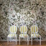 Elisir Wallpaper Panel Giardino Light Green ELD21090 By Darlingmind DecoPrint For Galerie